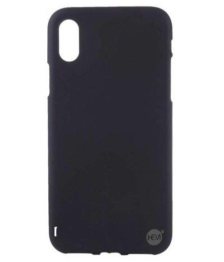 HEM iPhone XR siliconenhoesje mat zwart Siliconen Gel TPU / Back Cover / Hoesje iPhone XR