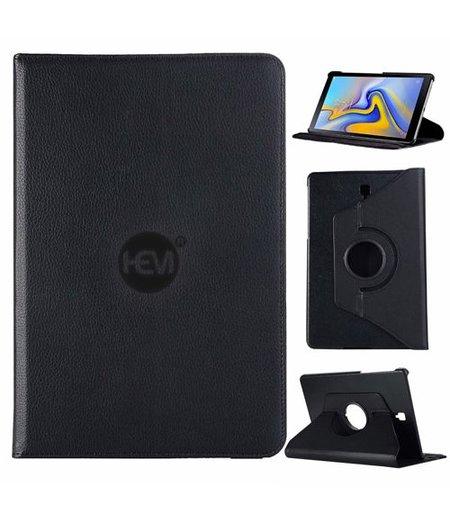 HEM Samsung Galaxy Tab A 2018 T595/T590 HEM Cover Zwart met uitschuifbare Hoesjesweb stylus