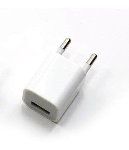 Netstroom lader + Autolader + Lightning kabel
