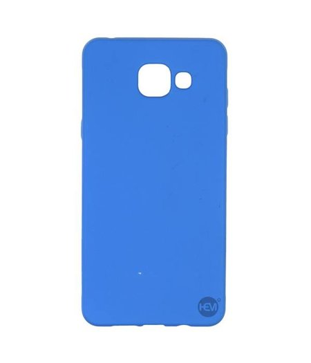 HEM Blauwe Siliconen Gel TPU / Back Cover / hoesje Samsung Galaxy A5 (2016)