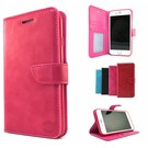 HEM Huawei P Smart 2019 Roze Wallet / Book Case / Boekhoesje/ Telefoonhoesje /met vakje voor pasjes, geld en fotovakje