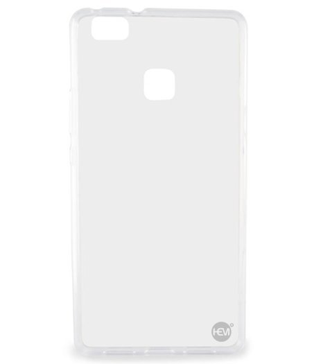 HEM Huawei P9 siliconenhoesje Transparant Siliconen Gel TPU / Back Cover / Hoesje