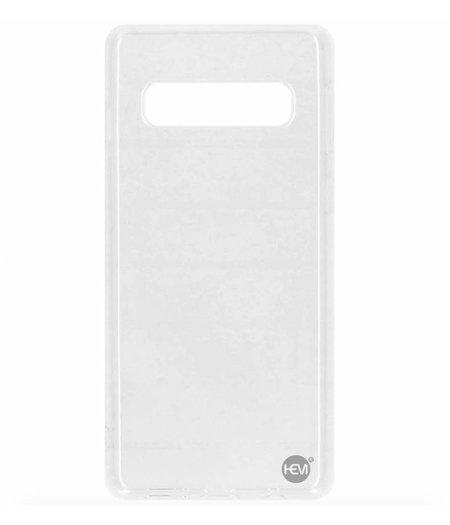 HEM Samsung Galaxy S10 siliconenhoesje Transparant Siliconen Gel TPU / Back Cover / Hoesje