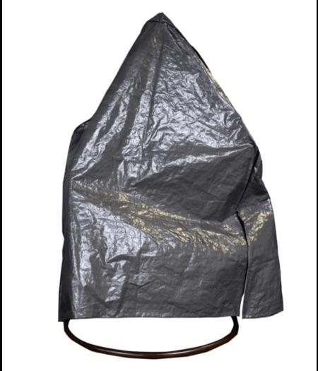 COVER UP HOC Basic Beschermhoes Hangstoel 2 persoons 140x125x180