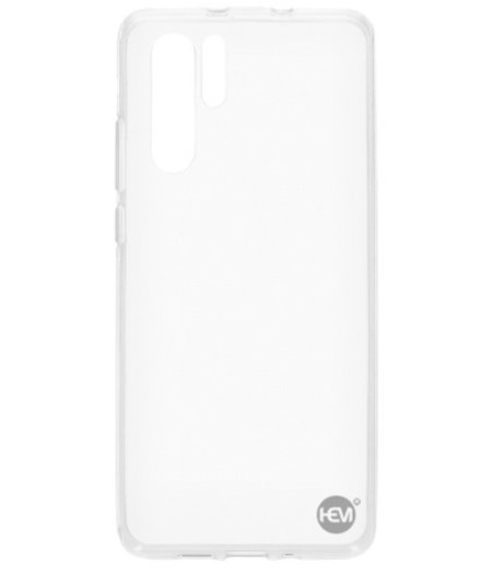 HEM Huawei P30 Pro siliconenhoesje Transparant Siliconen Gel TPU / Back Cover / Hoesje