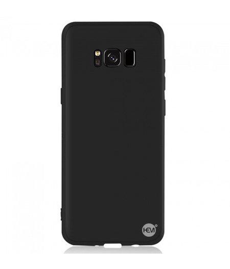 HEM Samsung S8 Plus SM-G955 Mat Zwart Siliconen Gel TPU Cover / hoesje