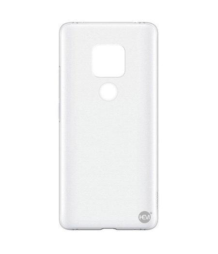 HEM Huawei Mate 20 siliconenhoesje Transparant Siliconen Gel TPU / Back Cover / Hoesje