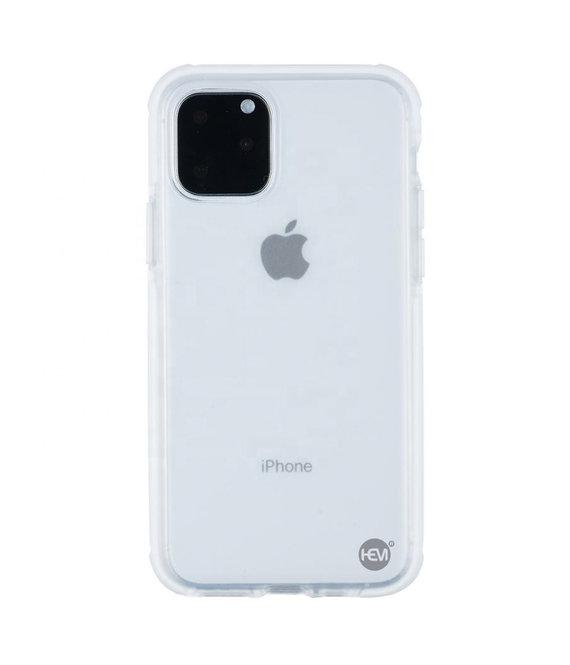 HEM iPhone 11 Pro Max siliconenhoesje transparant siliconenhoesje / Siliconen Gel TPU / Back Cover / Hoesje doorzichtig