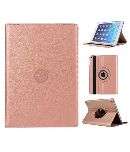 HEM iPad 2/3/4 - Rose Gold - 360 graden draaibare hoes