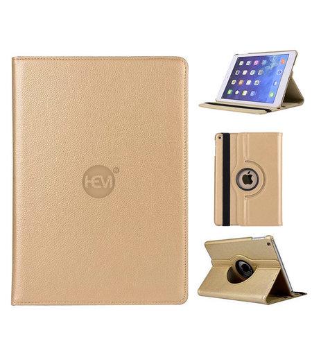 HEM iPad mini 1/2/3 - Gold - 360 graden draaibare hoes