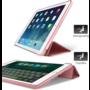 HEM HEM Apple iPad Air Bookcover Rose Gold met Siliconenachterkant en hoesjeswebstylus