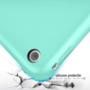 HEM HEM Apple iPad Air 2 Bookcover Turquoise met Siliconenachterkant en hoesjeswebstylus