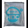 CUHOC Diamond topkwaliteit parasolhoes voor zweefparasol met boog - 205x57x40x25 cm - met Rits en Trekkoord incl. Stopper- Zilvergrijze Parasolhoes waterdicht