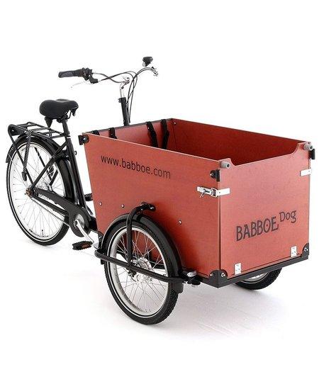 Hoezen voor Babboe bakfietsen