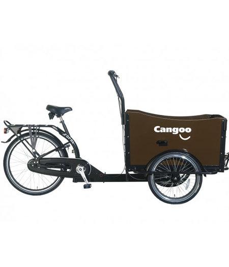 Hoezen voor Cangoo bakfietsen