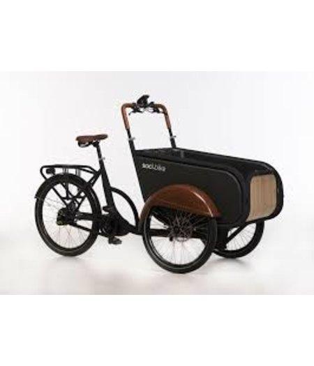 Hoezen voor Soci.bike bakfietsen
