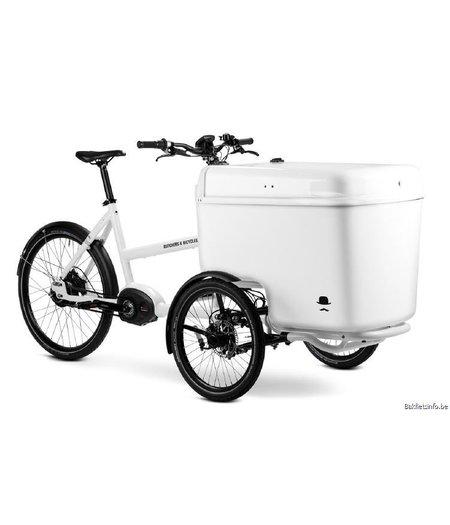 Hoezen voor Butchers & Bicycles bakfietsen