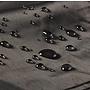 CUHOC Redlabel Droogmolenhoes - 175x28x50 cm - met Rits en Trekkoord incl. Stopper- Zwarte Droogmolenhoes