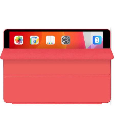 HEM Apple iPad 2019/2020 hoes 10.2 inch - Ipad 2019 hoes - ipad 7 hoes - Ipad 8 hoes - Ipad 10.2 hoesje - Ipad 10.2 case - Ipad 10.2 Autowake Cover - Ipad hoes 2019/2020 - Rood - Gehele bescherming voor Ipad