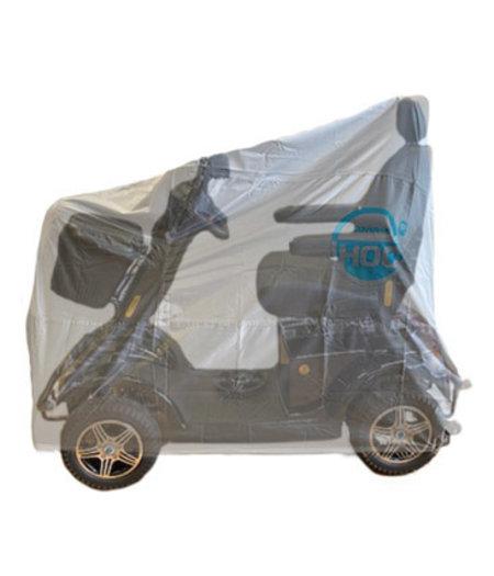 CUHOC COVER UP HOC Topkwaliteit Scootmobiel Hoes - L - Waterdicht - 220x95x110cm - Diamond label
