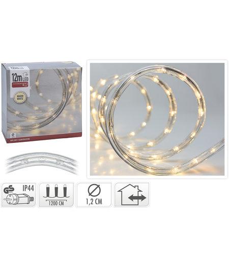andere ean Lichtslang met ledlampjes warm wit - 12 meter slangverlichting