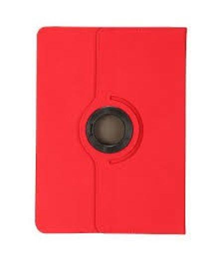 HEM Rode Universele 360 graden draaibare tablethoes 10 inch