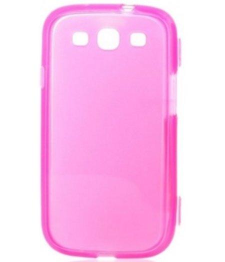 HEM Roze siliconenhoesje Samsung Galaxy S3 / S3 Neo