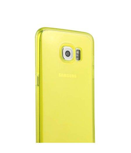 HEM Geel Siliconenhoesje Samsung Galaxy S7