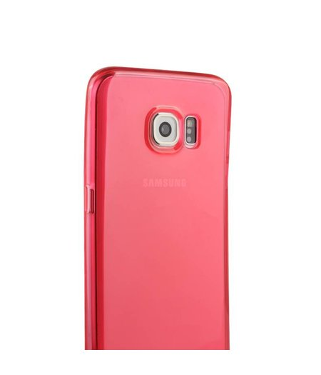HEM Rood Siliconenhoesje Samsung Galaxy S7