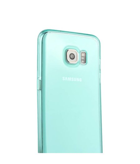 HEM Turquoise Siliconenhoesje Samsung Galaxy S7 Edge SM-G935
