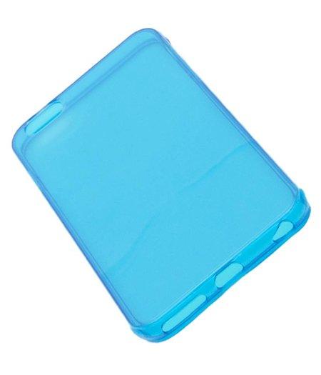 HEM Blauw siliconenhoesje iPhone 6 Plus/6s Plus