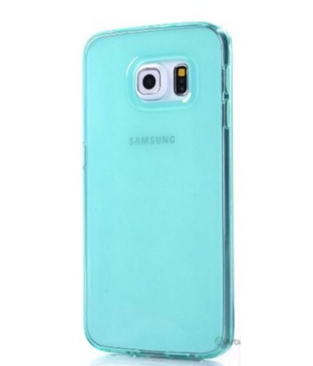 HEM Turquoise Siliconenhoesje Samsung Galaxy S6 G9200