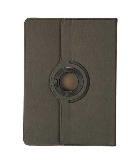 HEM Zwarte Universele 360 graden draaibare tablethoes 10 inch