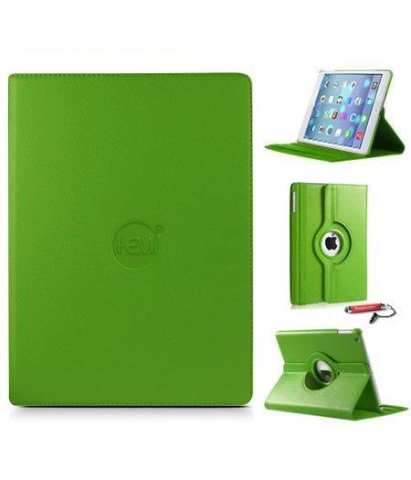 HEM iPad hoes Air 1 HEM Cover groen met uitschuifbare Hoesjesweb stylus