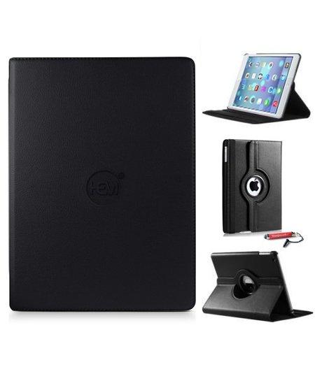 HEM iPad hoes Air 1 HEM Cover zwart met uitschuifbare Hoesjesweb stylus