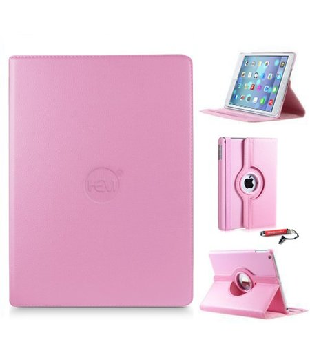 HEM iPad hoes mini 1/2/3 HEM Cover licht roze met uitschuifbare Hoesjesweb stylus