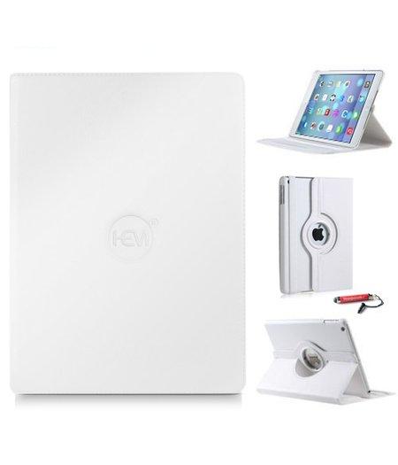 HEM iPad hoes mini 1/2/3 HEM Cover wit met uitschuifbare Hoesjesweb stylus