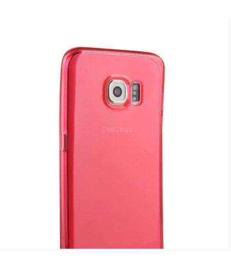 HEM Rood Siliconenhoesje Samsung Galaxy S6 Edge SM-G925
