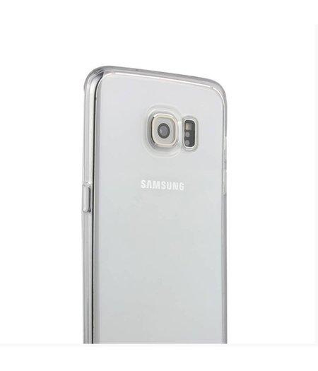 HEM Transparant Siliconenhoesje Samsung Galaxy S6 Edge SM-G925