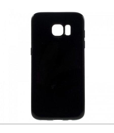 HEM Zwart Siliconenhoesje Samsung Galaxy S6 Edge SM-G925