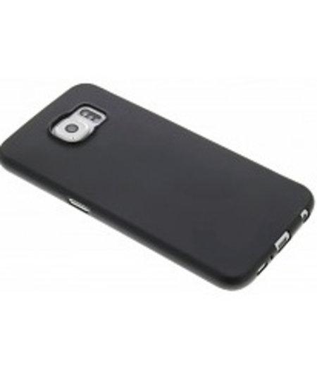 HEM Zwart Siliconenhoesje Samsung Galaxy S6 G9200