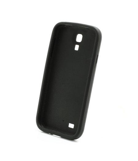HEM Zwart siliconenhoesje Samsung Galaxy S4 I9500
