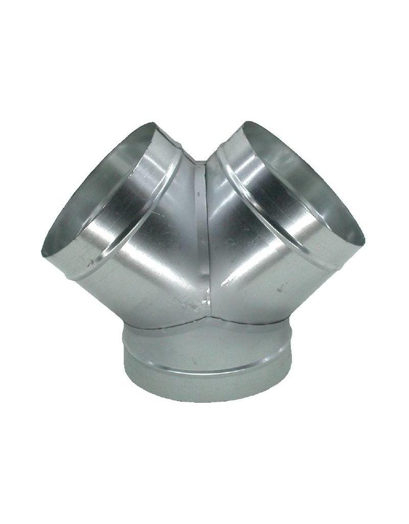 Y-stück Metall 200/200/200 ø