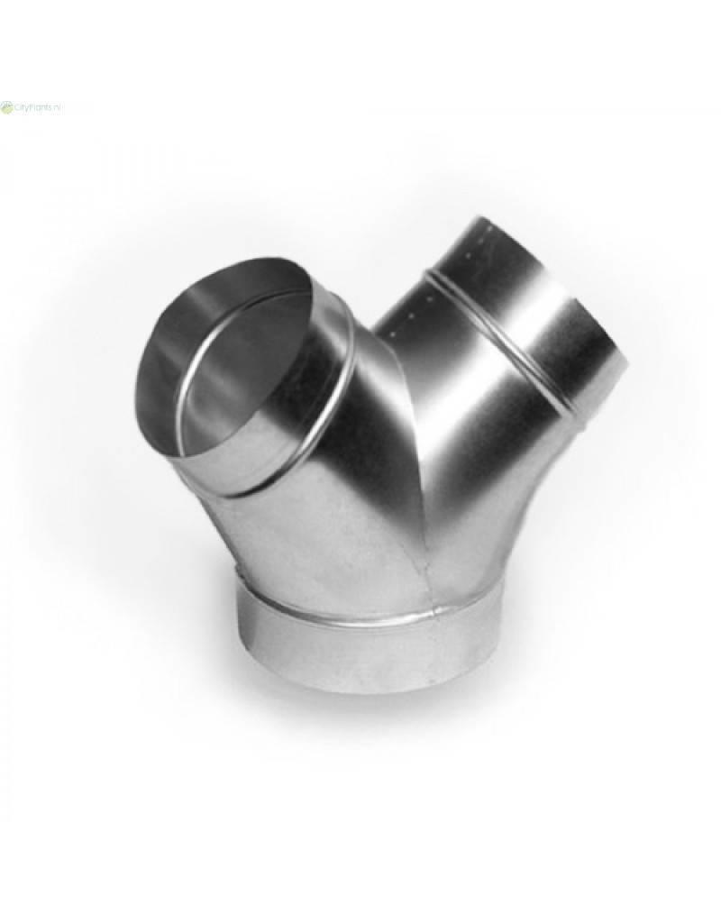 Y-stück Metall 350/250/250 ø