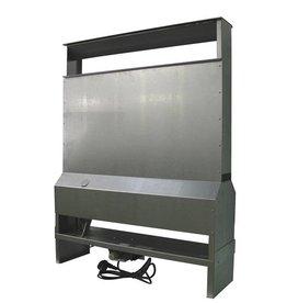 Hotbox CO2 Generator 11 KW Propaan (LPG)