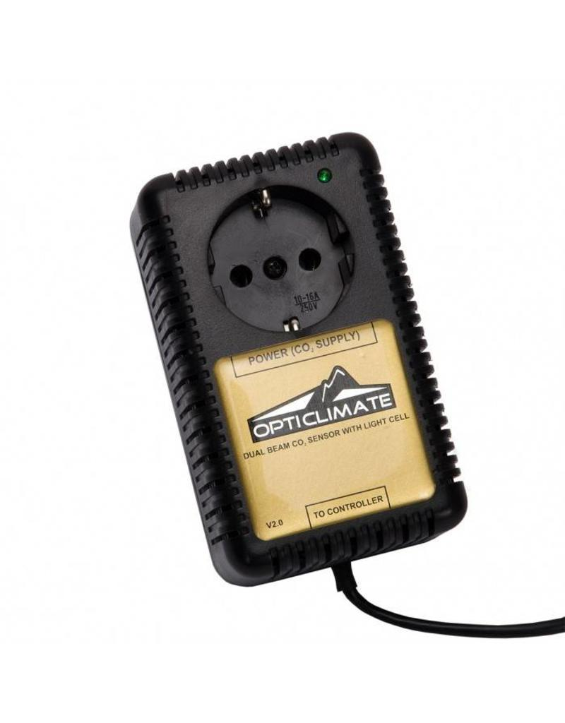 Dimlux CO2 Sensor t.b.v. Dimlux Maxi Controller (10 mtr)