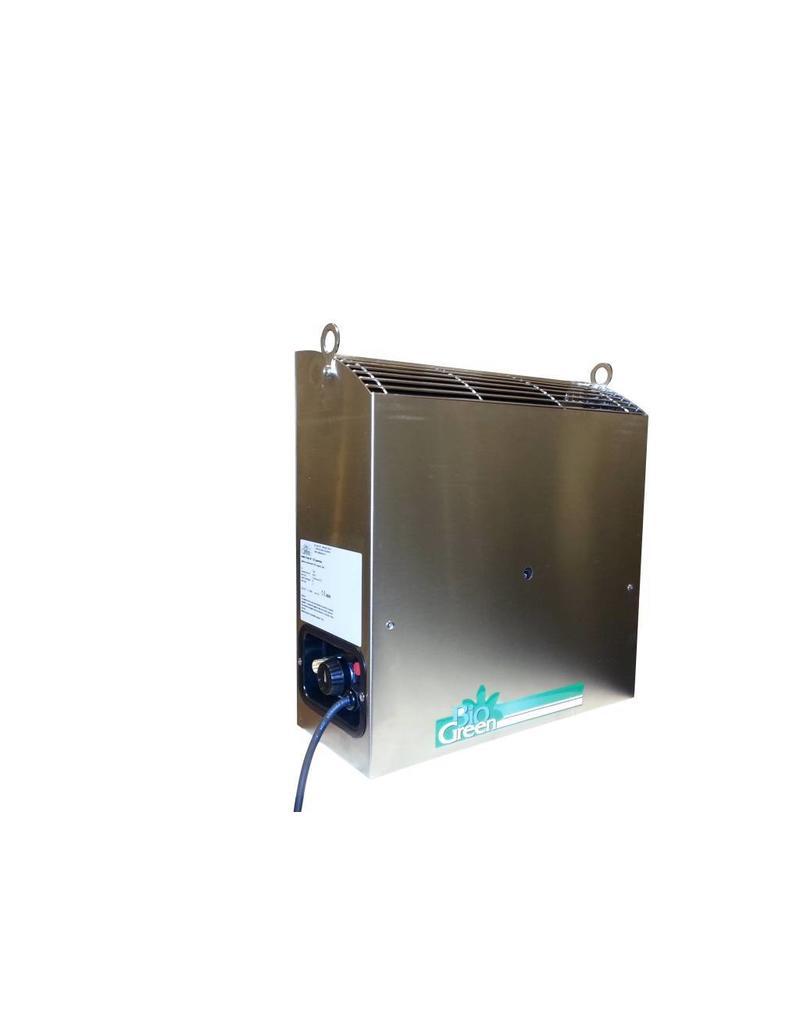 Biogreen CO2 Generator Propaan (LPG) 1-4KW