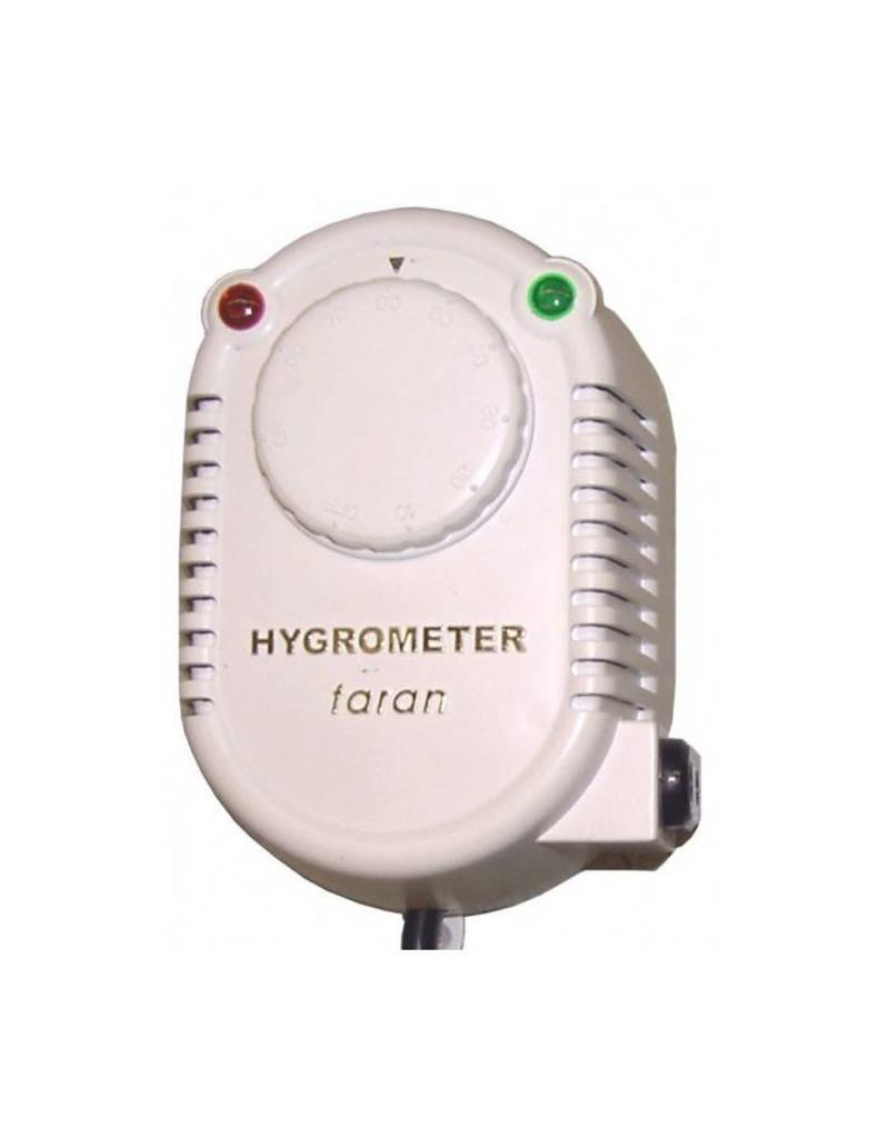 Faran Hygrostat 10-80% Plug & Play