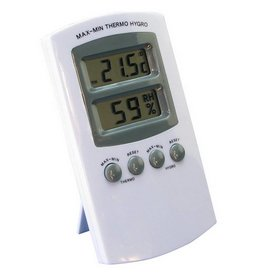 Thermo / Hygrometer Digital