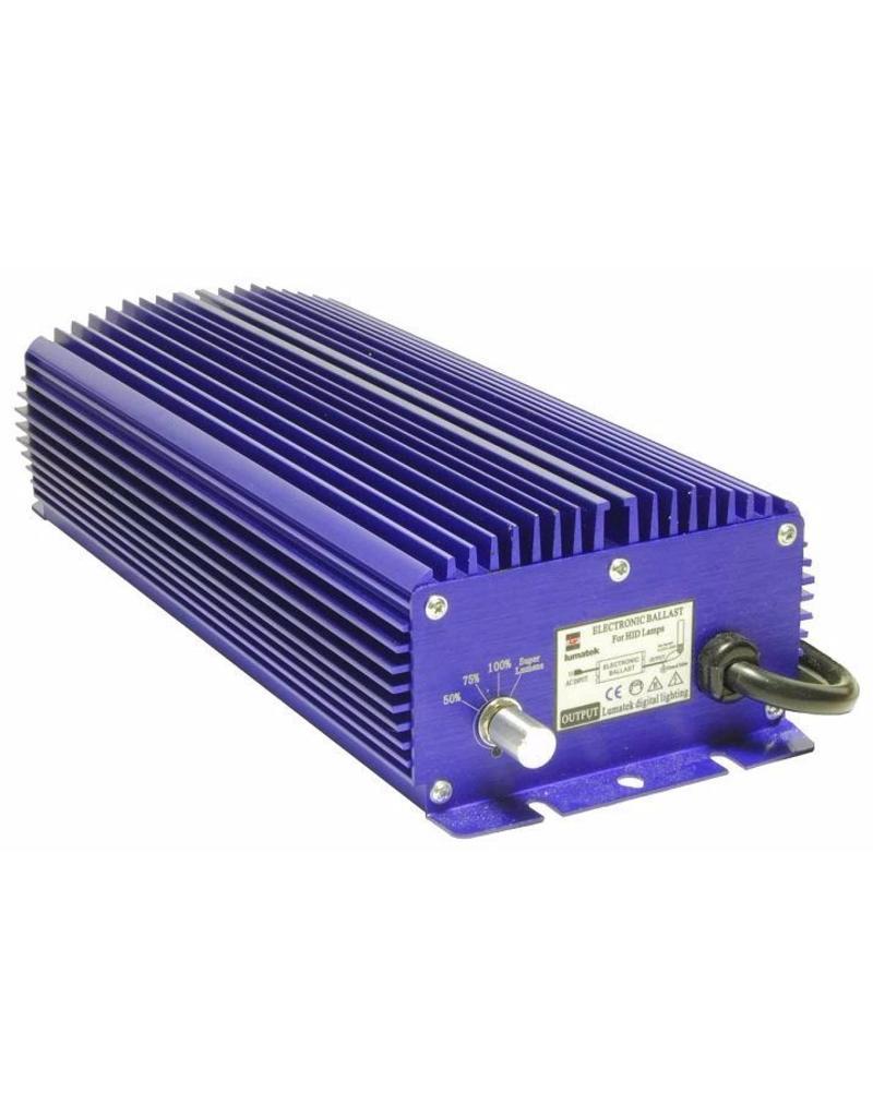 EVSA Lumatek 1000 W 230-400 V dimbaar (compleet bekabeld)